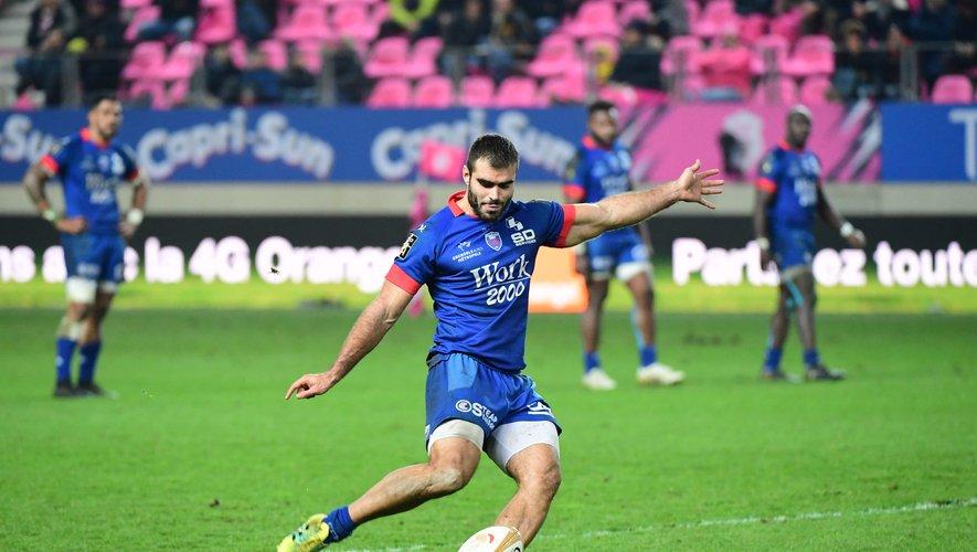 Après deux ans à Grenoble, Gaëtan Germain va découvrir un cinquième club professionnel dans la cité bayonnaise.