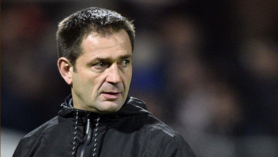 Franck Azéma, manager de Clermont depuis 2014, est inquiet pour la santé des joueurs en cas de fenêtre internationale prolongée