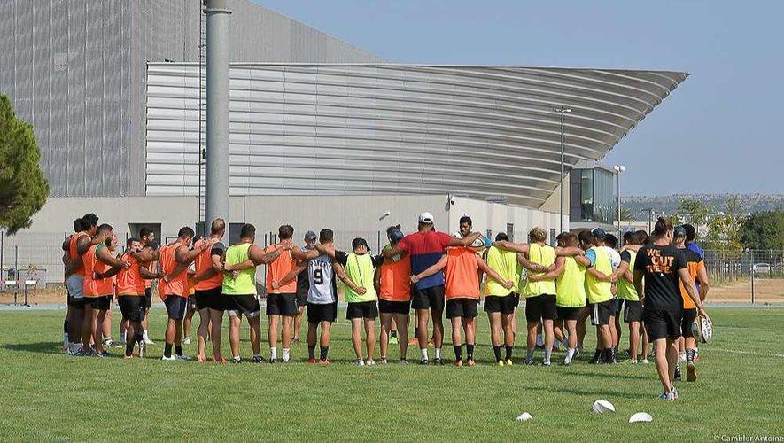 Un groupe uni vers un même objectif : les phases finales.