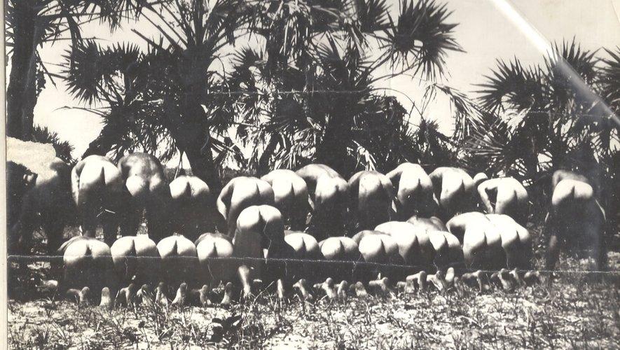 Le  PUC en tournée a Madagascar