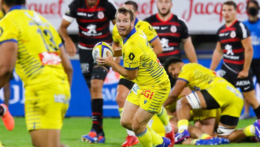 Camille LOPEZ of Clermont during the Top 14 match between ASM Clermont and Stade Toulousain at Parc des Sport Marcel-Michelin on September 6, 2020 in Clermont-Ferrand, France. (Photo by Romain Biard/Icon Sport) - Camille LOPEZ - Stade Marcel Michelin - Clermont Ferrand (France)