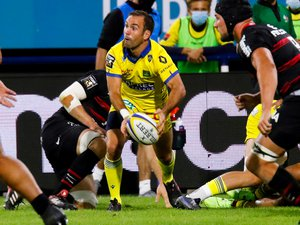 Morgan Parra avec Clermont face à Toulouse