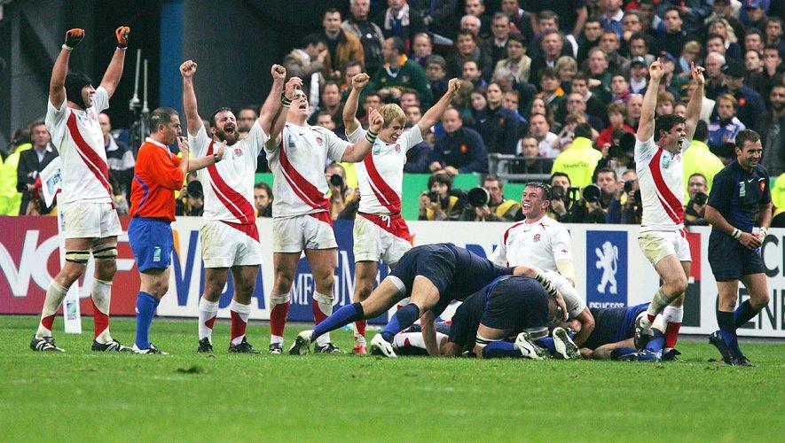France-Angleterre lors de la coupe du Monde 2007.