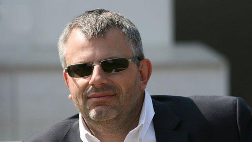 Jérôme Bousquet, président du PUC