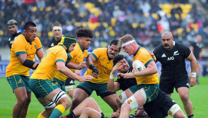 Revivez la rencontre Australie - Nouvelle Zélande.
