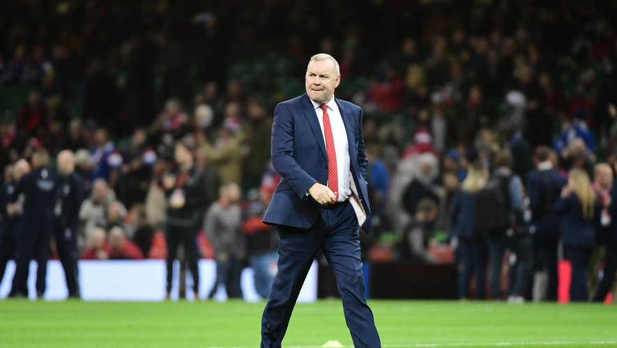 Wales head coach Warren PIVAC during the Six Nations match between Wales and France on February 22, 2020 in Cardiff, United Kingdom. (Photo by Dave Winter/Icon Sport) - Wayne PIVAC - Millennium Stadium - Cardiff (Pays de Galles)