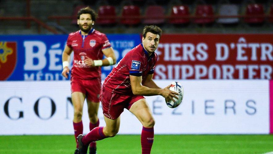 Adrien LATORRE (Béziers).