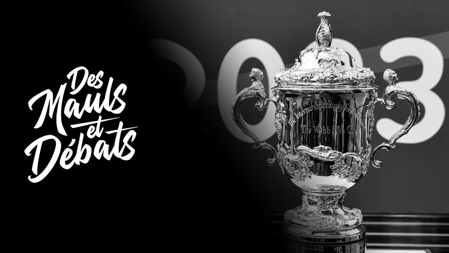 Des Mauls et Débats : « La France en quart de finale de sa Coupe du monde ! »