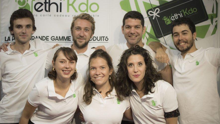 L'équipe de éthi'Kdo !