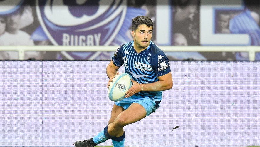 Louis Foursans Bourdette a prolongé à Montpellier.