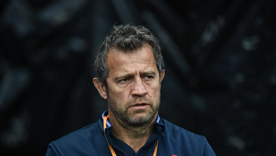 Fabien GALTHIE coach of France during the France Captain's Run at Stade de France on February 8, 2020 in Paris, France. (Photo by Anthony Dibon/Icon Sport) - Fabien GALTHIE -  (France)