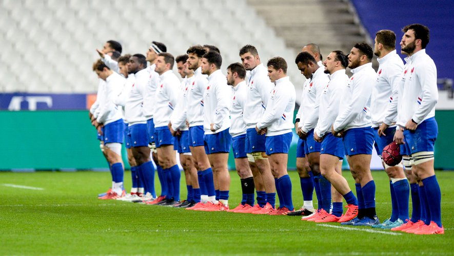 Les Bleus seront de retour sur les terrains le 6 février pour le Tournoi des 6 Nations 2021