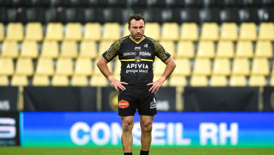 Jeremy Sinzelle (La Rochelle).