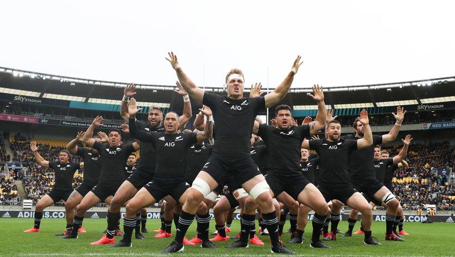 Une société financière californienne lorgne le capital des All Blacks. Photo Icon Sport