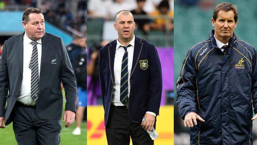 « Les Français seront favoris en 2023 » : Steve Hansen, Michael Cheika et Robbie Deans jugent les Bleus