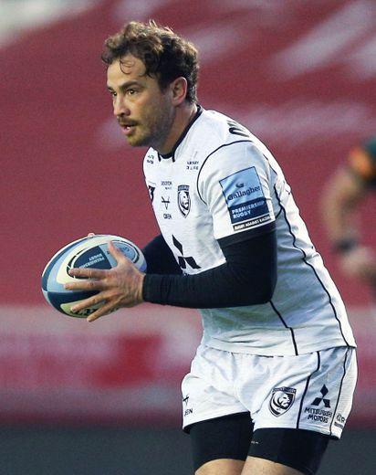 L'ancien ouvreur de Gloucester, Danny Cipriani, ne se reconnaît plus dans le rugby pratiqué ces dernières années.
