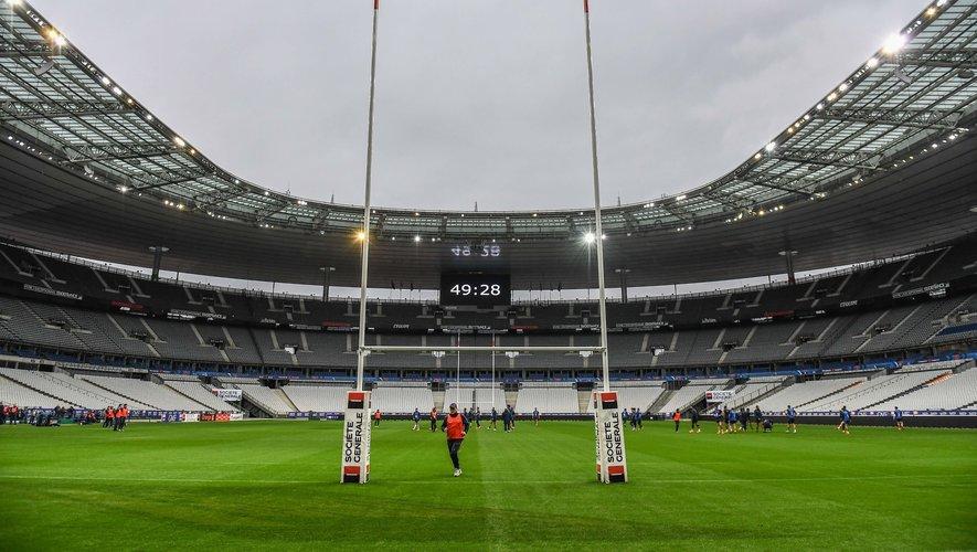 Sans public au Stade de France, la fédération perdra cette année entre 4 et 5 millions d'euros de recette billetteries/hospitalités.