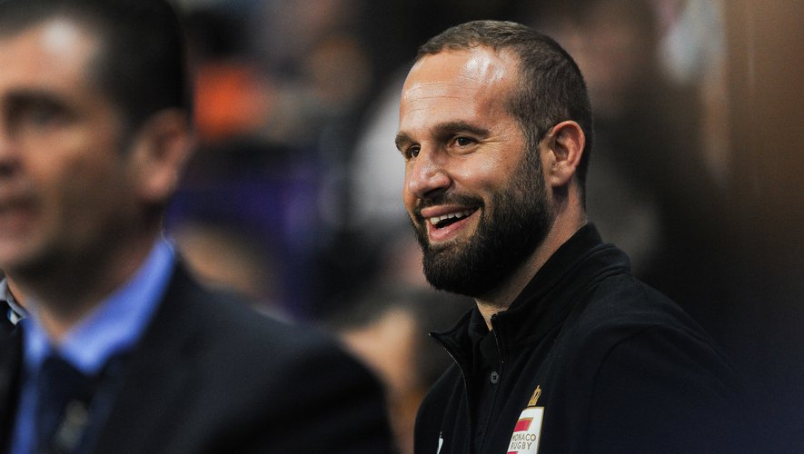 Fred Michalak of Monaco Sevens during the Rugby Championship match between Monaco Sevens and Agen Sevens of In Extenso Supersevens at Paris La Defense Arena on February 1, 2020 in Nanterre, France. (Photo by Sandra Ruhaut/Icon Sport) - Frederic MICHALAK - Paris La Defense Arena - Paris (France)