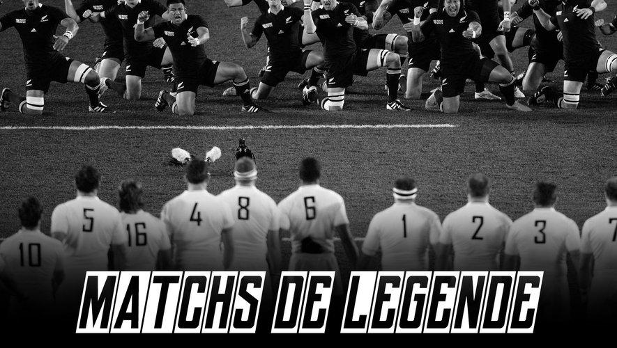 Matchs de légende, le podcast Midi Olympique qui revient sur ces combats épiques entre grandes nations et clubs.