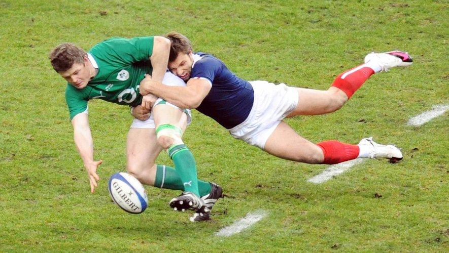 Clerc : « Les Irlandais n'aiment pas le jeu dans le désordre »
