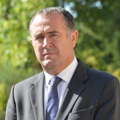 L'ancien ministre de l'agriculture, Didier Guillaume