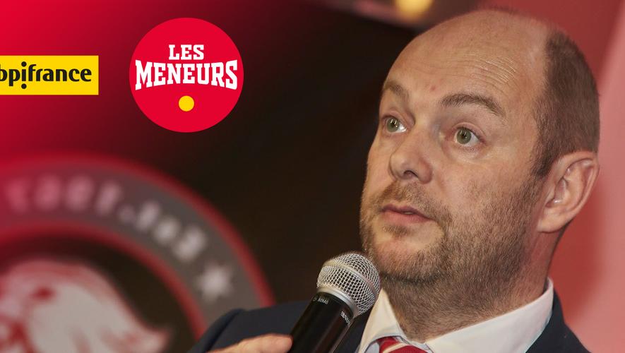 """Aurélien Fortier, président du SLUC Nancy Basket : """"Bpifrance est une lueur d'espoir""""."""