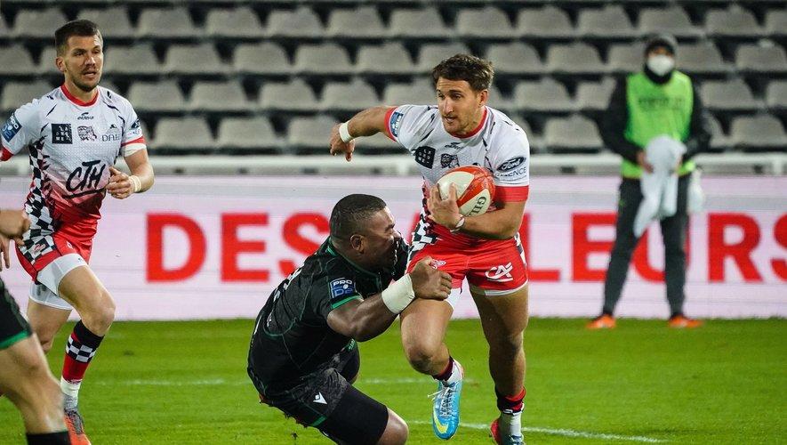 Les Damiers de Juan Segundo Tuculet affrontent un concurrent direct et doivent retrouver la victoire. Photo Icon Sport