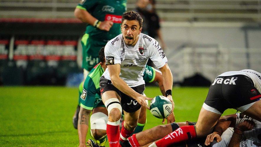 Anthony Méric va faire son retour à Montauban la saison prochaine