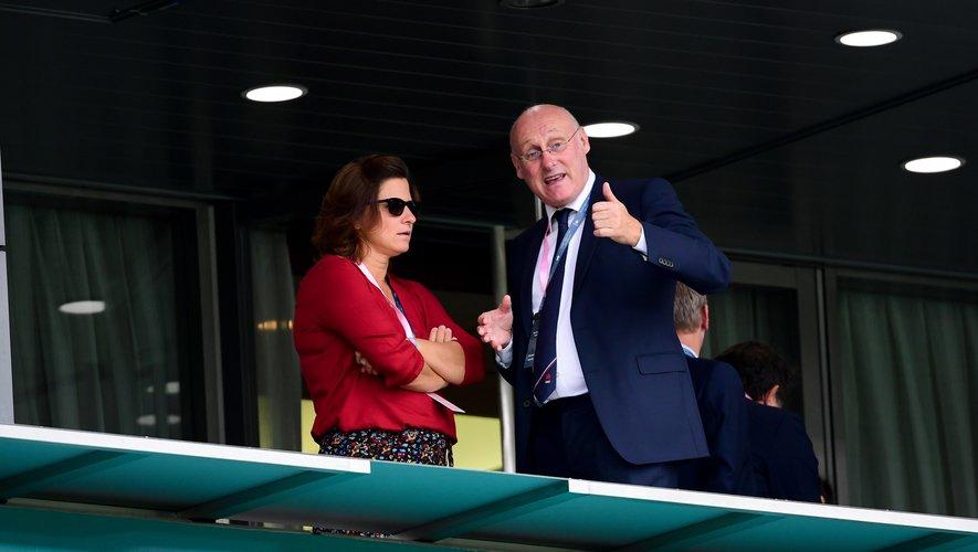 Roxana Maracineanu, la ministre des Sports a reçu le rapport de la FFR mardi soir. Il met hors de cause le séléctionneur Fabien Galthié défendu par son président, Bernard Laporte.