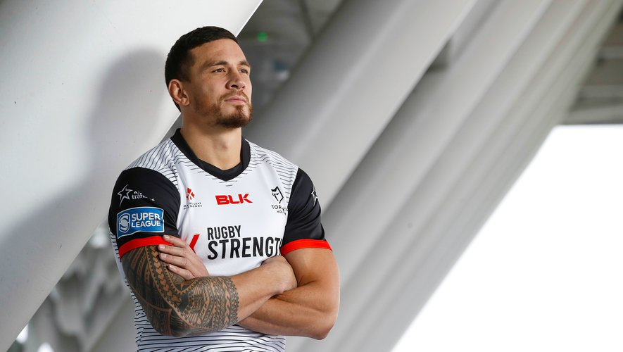Sonny Bill Williams aux Toronto Wolfpack