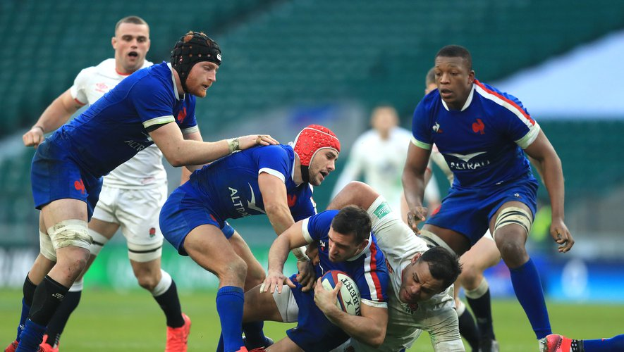 Vendredi c'est rugby - Jamie Noon : « L'Angleterre doute, c'est sûr »