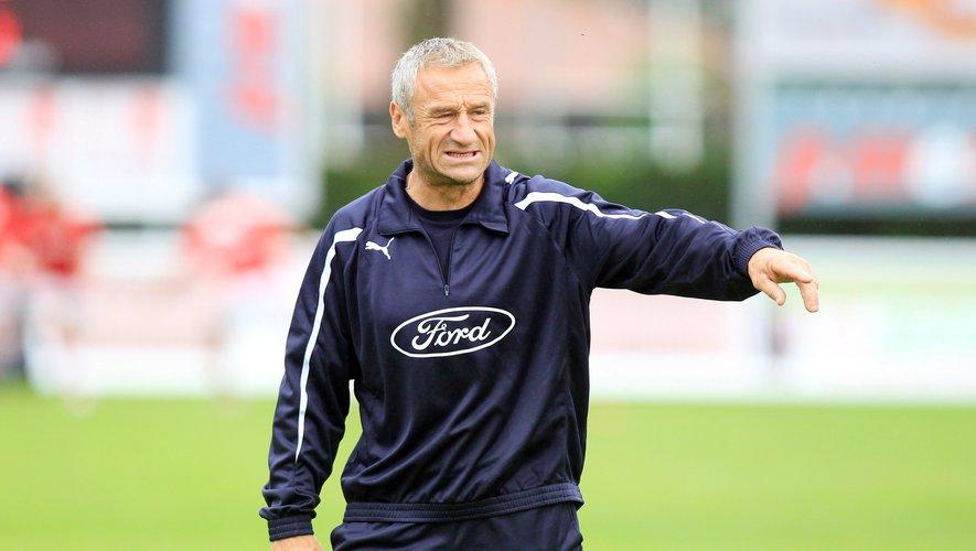 Christophe Deylaud, manager de Blagnac.