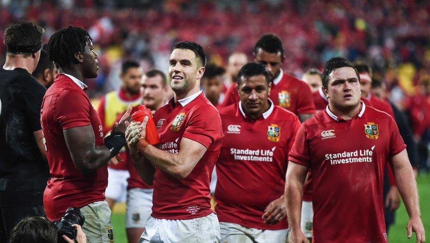Les Lions britaniques et irlandais de Maro Itoje, Conor Murray, Mako Vunipola, et Jamie George pourraient affronter une sélection française « France 2023 » cet été.