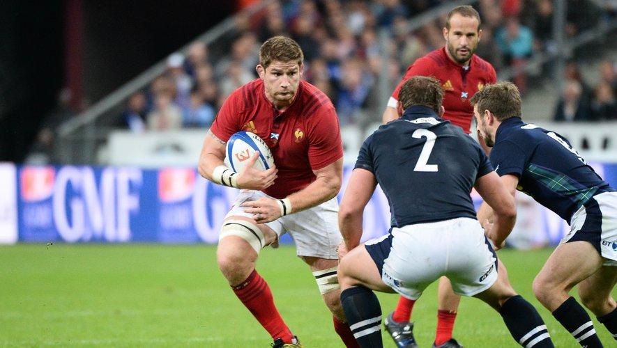 Vendredi c'est rugby - Papé : « Contre l'Écosse, le rythme du match est toujours bizarre »