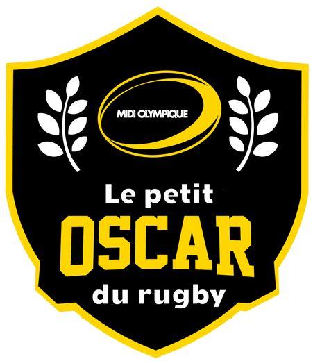 Le petit OSCAR du rugby, inscrivez-vous ici !