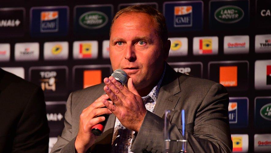 Franck MACIELLO (Directeur technique national de l'arbitrage).
