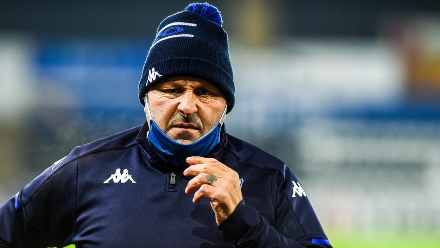 Le manager de Provence Rugby peut laisser parler sa déception.