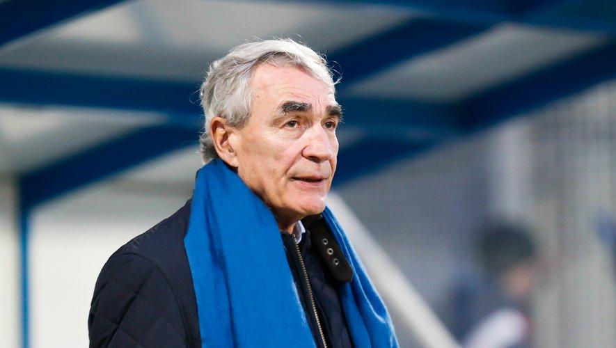 Le président du CO Pierre-Yves Revol conteste plusieurs décisions du nouveau comité directeur de la LNR présidé par René Bouscatel.