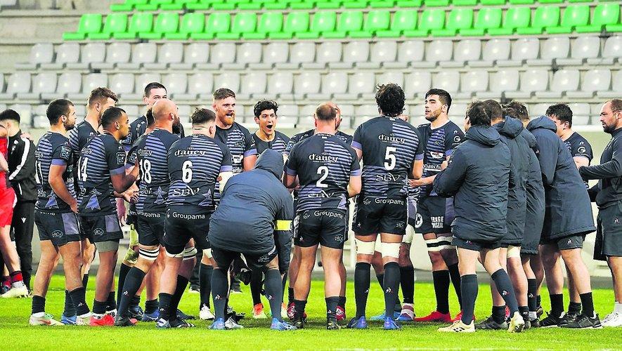 Heureux les Vannetais qui viennent de battre les Rouennais et de valider leur ticket pour les demi-finales.