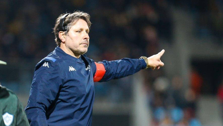 L'ex manager de Castres est en mission commando pour le maintien, à Provence Rugby.
