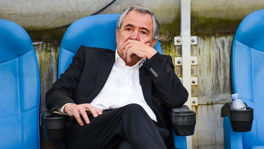 A peine élu à la tête de la LNR, René Bouscatel prend des décisions fortes.