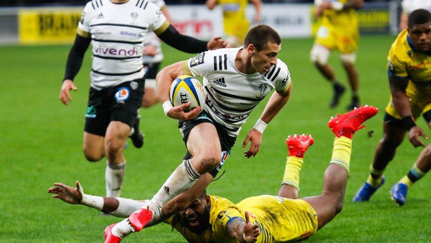Julien Blanc et les Brivistes ont fini fort dans ce derby face à Clermont.