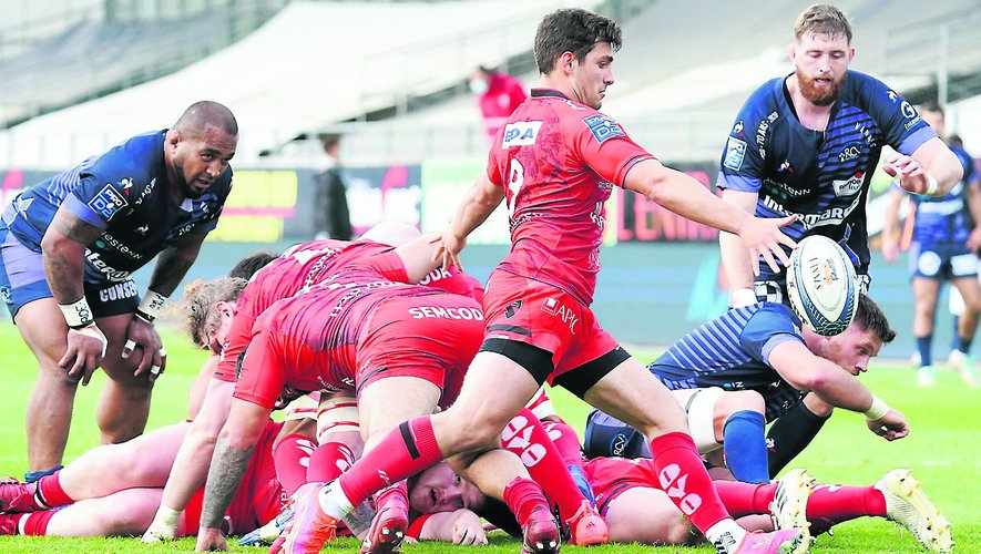 CHARLIE CASSANG (Oyonnax rugby)