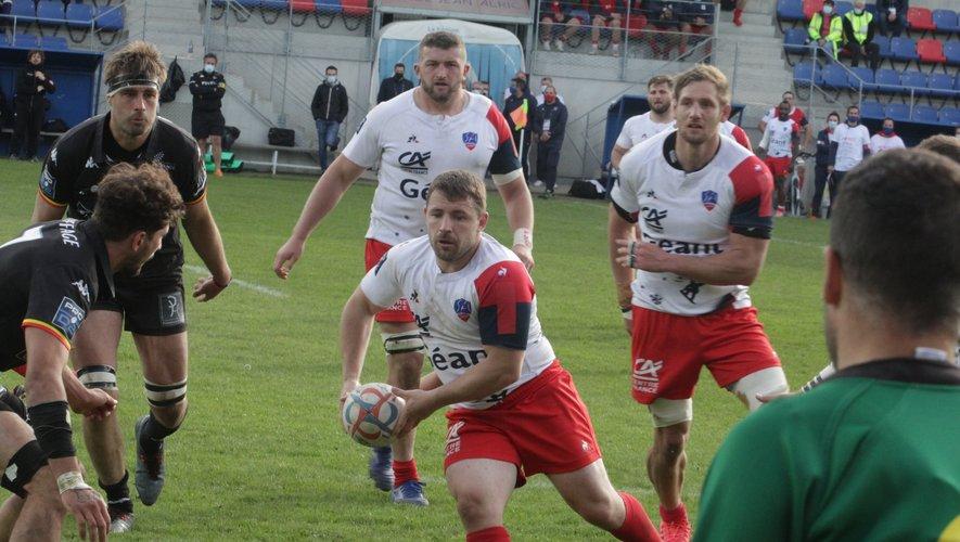 Le demi de mêlée Paul Boisset tire sa révérence sur une victoire face à Provence rugby qui permet au Stade Aurillacois de se maintenir en Pro D2