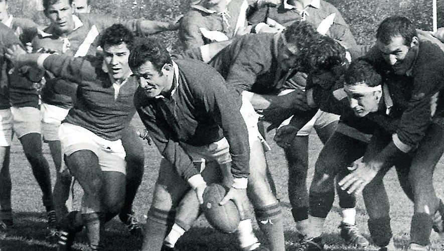 Jean de Gregorio sous le maillot de Grenoble. Photo FCG