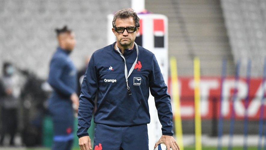 Fabien Galthié (France).