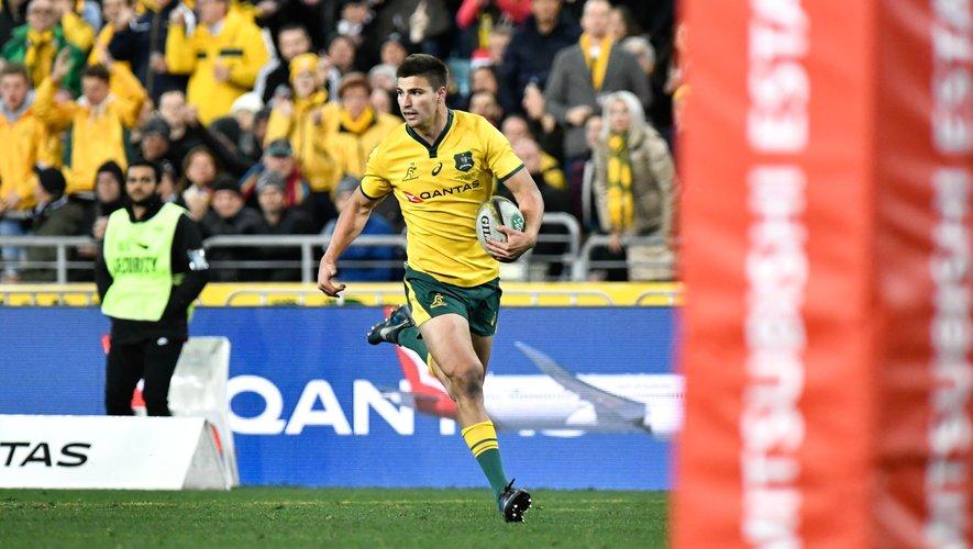 L'arrière international australien Jack Maddocks intéresse fortement la Section paloise.