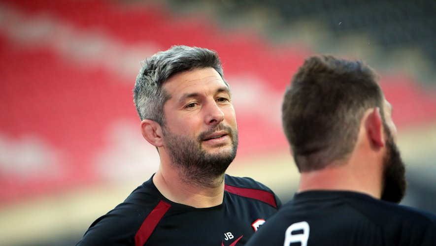 L'entraîneur des avants du Stade toulousain a évoqué la dernière finale de Champions Cup.
