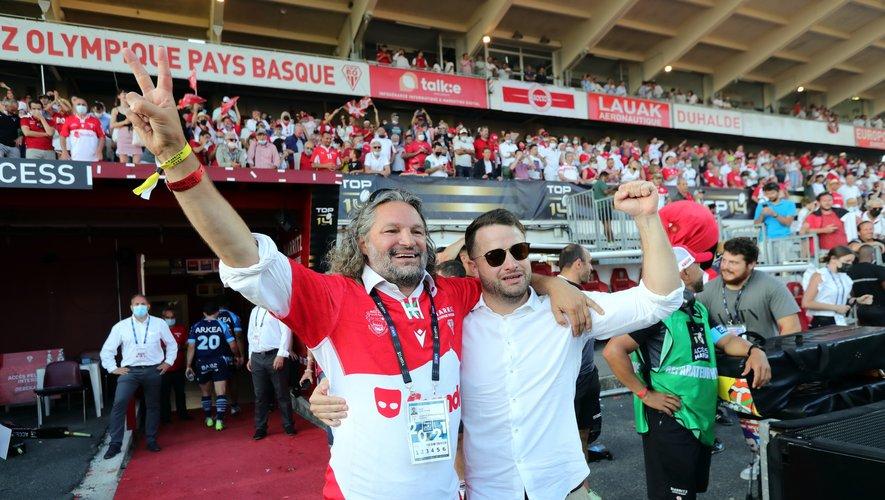 Aldigé (président de Biarritz): « Le BO redevient le club référent du Pays basque »