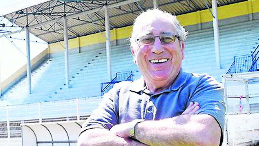 Jean-Louis Martin était le pilier droit de l'ASBH, club avec lequel il fut huit fois champion de France.